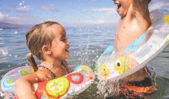 Top Hot Weather Hazards for Kids