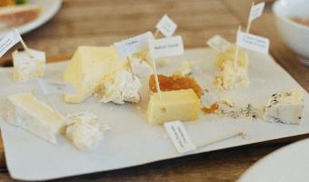 healthiest cheeses
