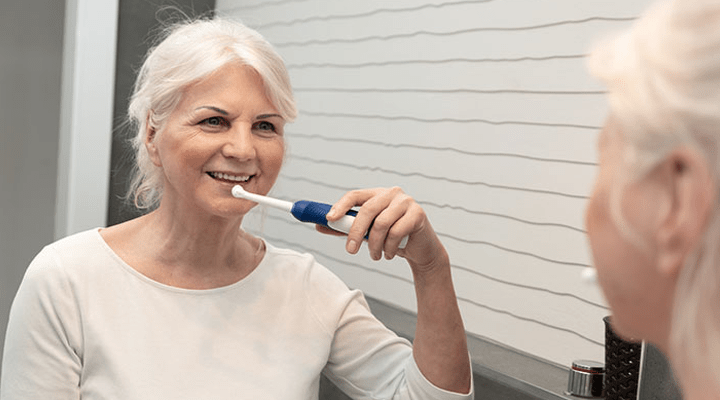 Brushing and Flossing with Arthritis Pain