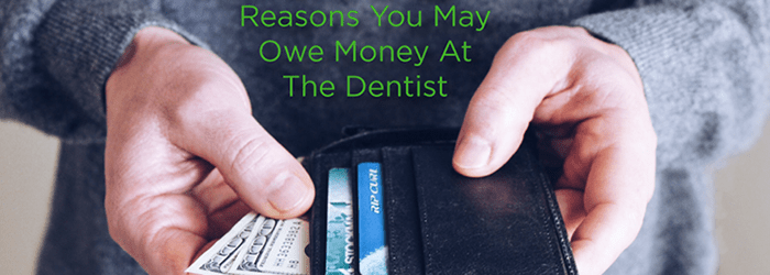 Read this article, then use our cost estimator tool to see what the cost of your next dentist appointment is!