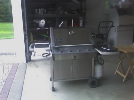 Bbq-garage