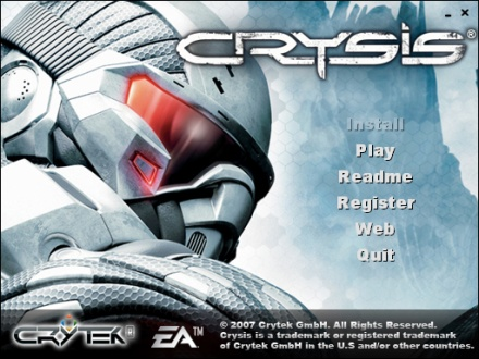 Crysis launch window
