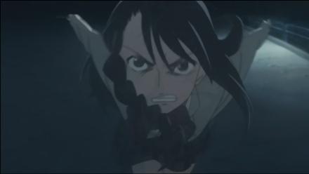 Ayase Asuna in a bad mood