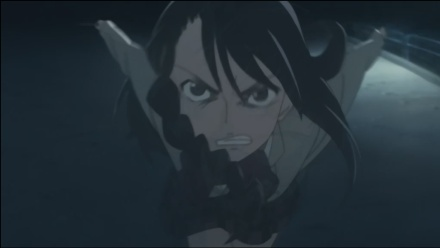 Ayase Asuna in a bad mood
