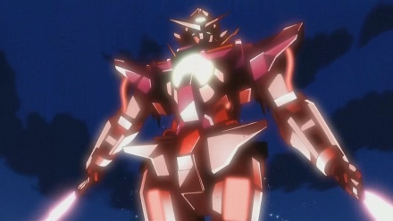 What is it with Gundams and red Char colors?
