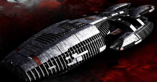 Battlestar Galactica from SciFi.com
