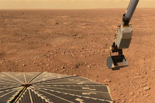 NASA Phoenix Arm