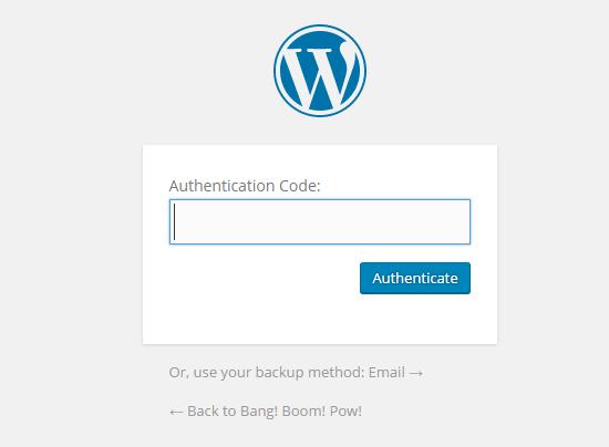 authentication-code