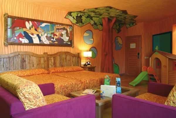Hotel Port Aventura  Salou Costa Daurada  Vacaciones