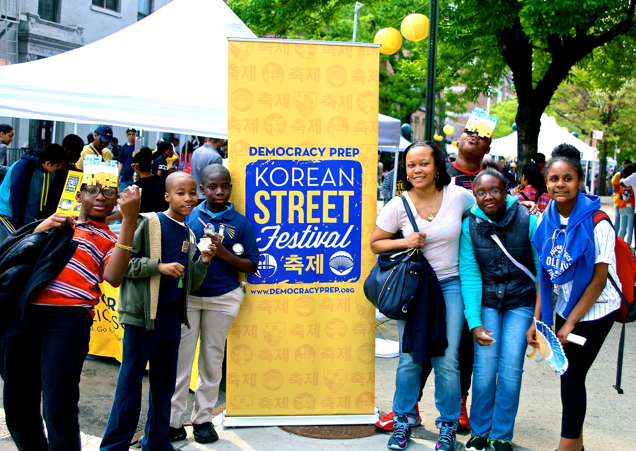 Image result for Korean Street Festival is a Harlem
