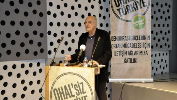 """""""OHAL'siz bir Türkiye"""" kampanyası"""