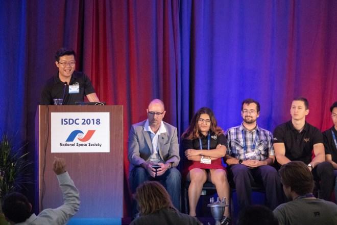 Dennis Ren Speaking at ISDC 2018