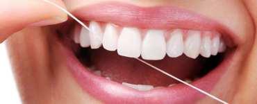 Hábito de usar o fio dental