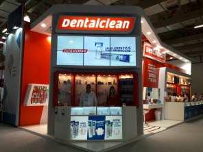 Dentalclean no 36° Congresso de Odontologia de São Paulo