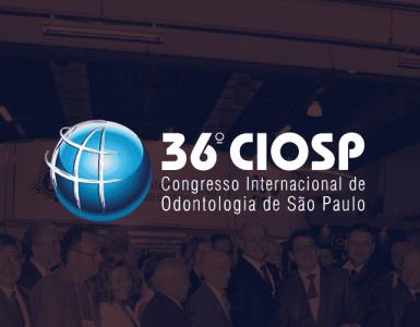 Congresso de Odontologia de São Paulo CIOSP