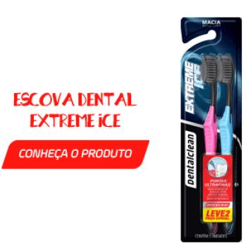 Escova Dental Extreme Ice - 7 Hábitos que prejudicam a saúde bucal