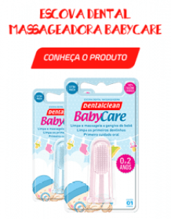 Escova Dental BabyCare