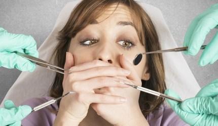 Medo de dentista, quem tem?