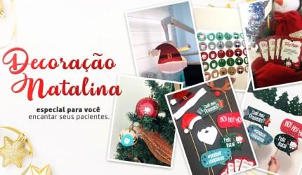 4 ideias simples e encantadoras para decoração de Natal