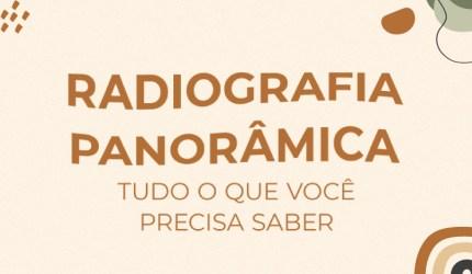 A radiografia panorâmica no processo de diagnóstico na odontologia