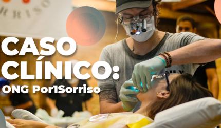 Por1Sorriso: acompanhe o caso clínico da ONG em Nova Olinda