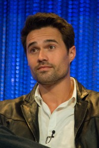 "Brett Dalton, who plays psychopathic killer Grant Ward on ""Agents of SHIELD"""