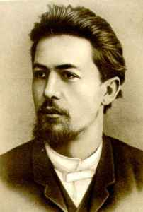 Anton Chekov. (Not the guy from Star Trek.)