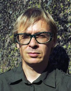 Finnish musician, Jimi Tenor