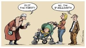 Anti overpopulation essay