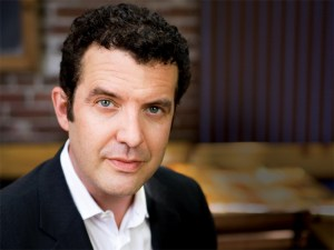 Canadian funny man, Rick Mercer