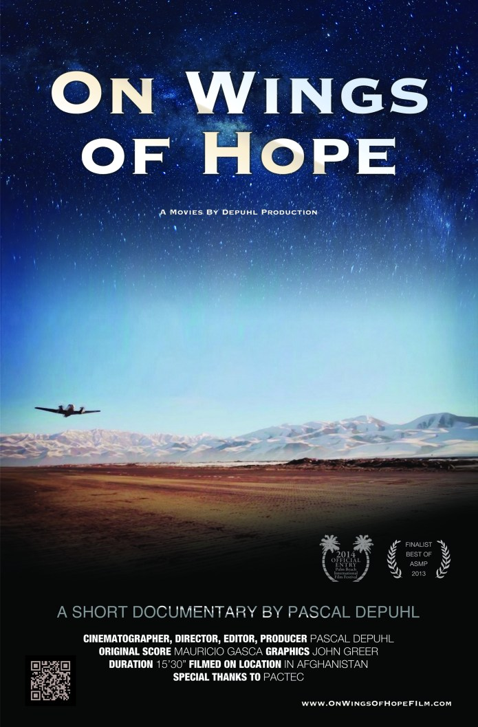 On Wings of Hope movie poster