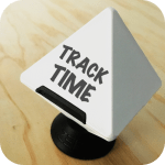 ZEIº from Timeular tracks your time, automatically!