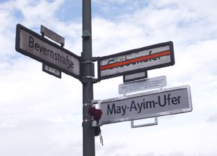 Umbenennung in May-Ayim-Ufer