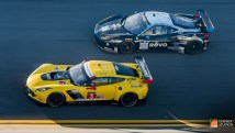 2014 01 Automotive - Rolex 24 Daytona 10 - Porsche Corvette C7R