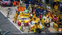 2014 07 Automotive - 2014 Coke Zero 400 14 - Rain Delay Daytona