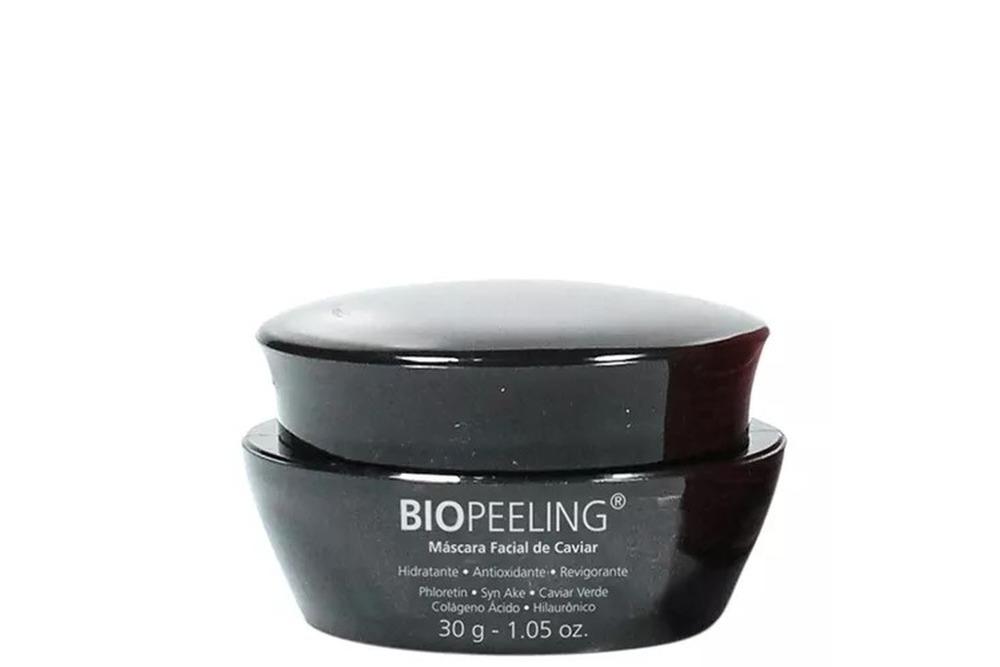 Como citado para tratamento de melasma é importante passar máscara hidratante como a Biomarine Biopeeling