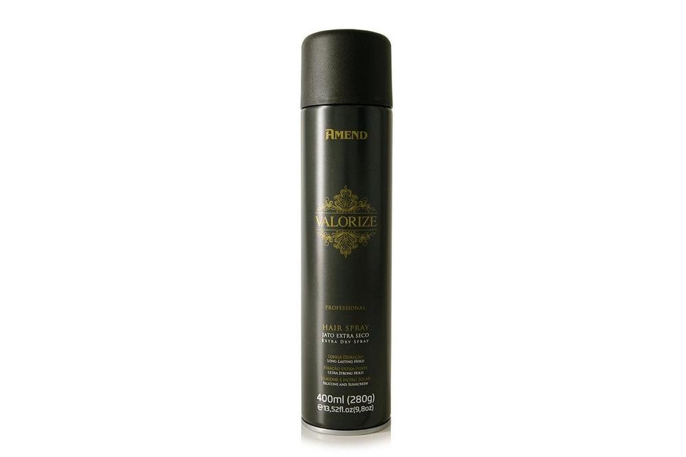 Spray fixador para cabelos Amend
