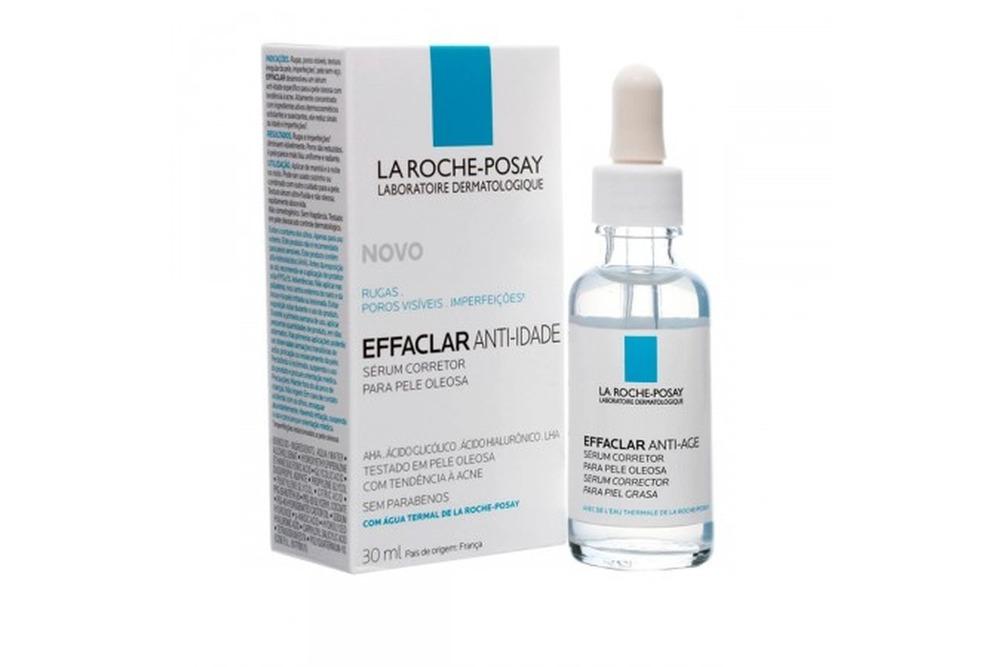 Sérum anti-idade com Ácido Hialurônico da La Roche