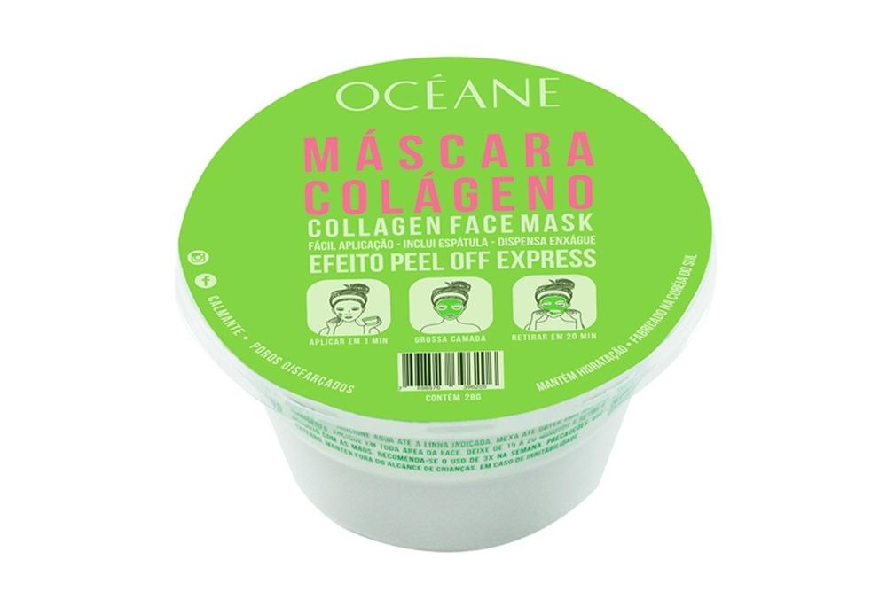 Máscara de colágeno Océane