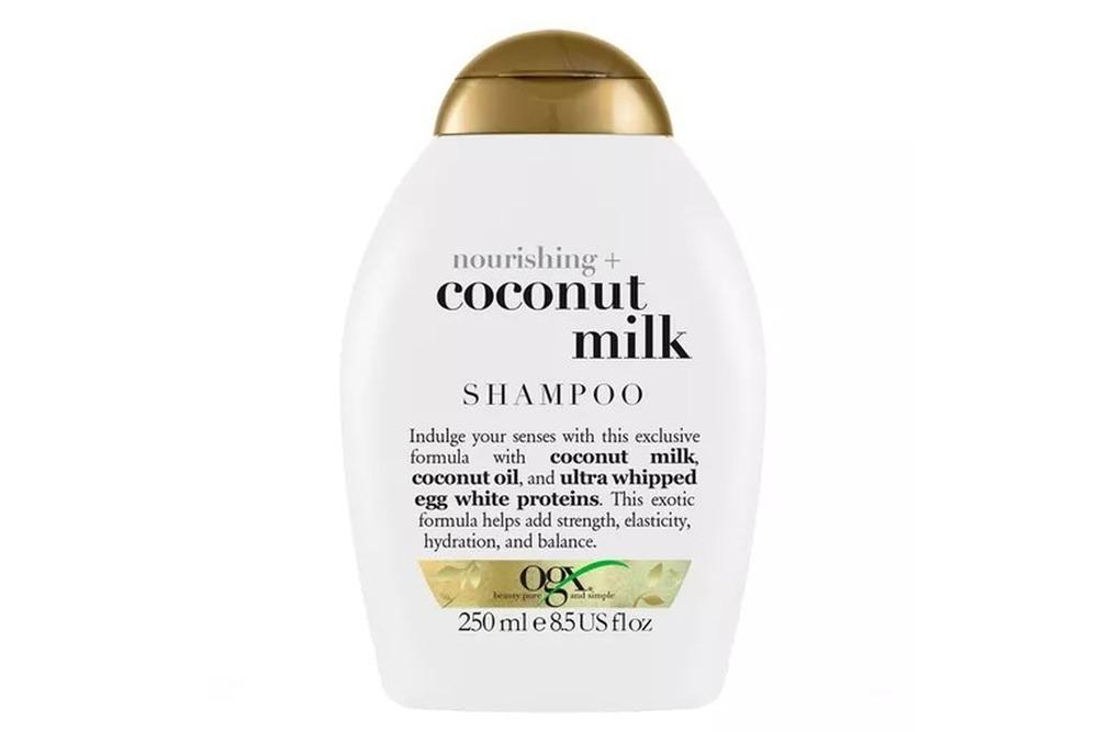 Shampo da OGX com base de óleo de coco