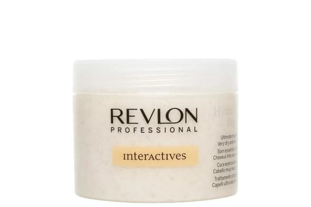 Máscara para cabelo descolorido  Revlon Hydra Rescue