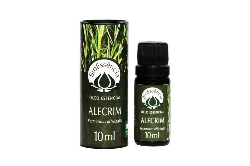 óleo de alecrim para umectação