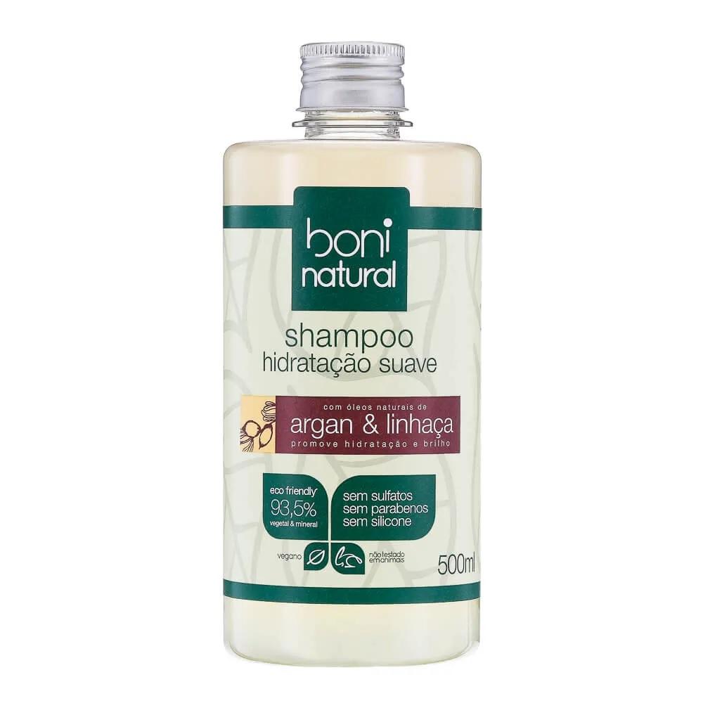 Shampoo bom para hidratação e limpeza dos fios