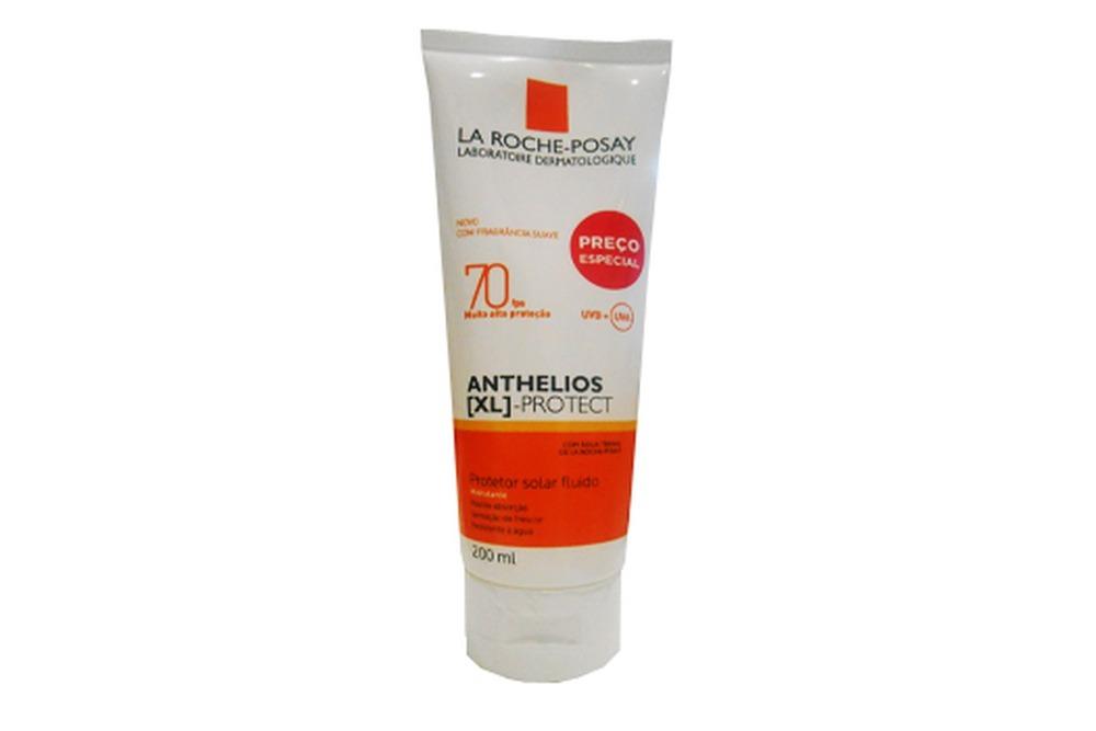 Protetor solar para pele