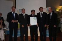 Derrama Magisterial recibe Premio