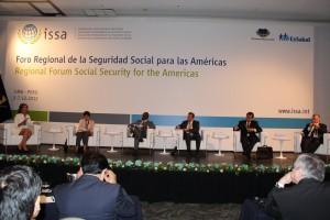foro regional de seguridad social para las americas 2