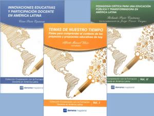 Presentación de libros sobre Pedagogía