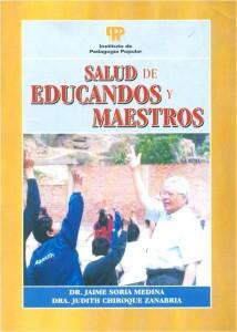 Salud de educandos y maestros