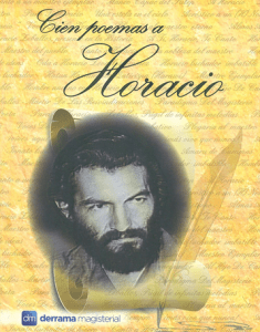 Cien Poemas a Horacio