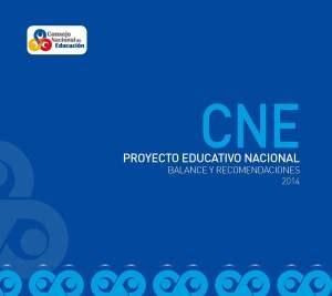 Proyecto Educativo Nacional (PEN): Balance y Recomendaciones 2014